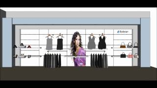 Store Fixtures Displaying by Shop Design, Inc. - Atlanta, GA (**Click link for updated video**)