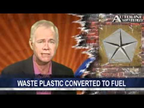 Waste Plastic Converted to Fuel