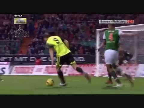 Best of Goals Edin Dzeko VFL Wolfsburg