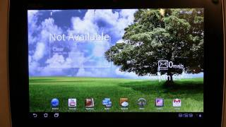 ASUS Eee Pad Slider SL101 Unboxing und Test - Vergleich mit Eee Pad Transformer