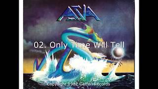 Asia Full Album - Asia [1982] 1080p