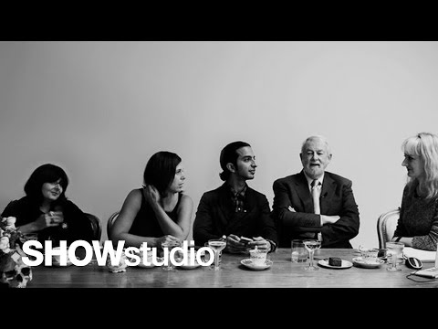 SHOWstudio: Prada Spring/Summer 2013 Panel Discussion‬