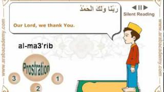 4 - Learn how to pray Salat Al-maghrib (Muslim Sunset Prayers)( Safi Mezheb )