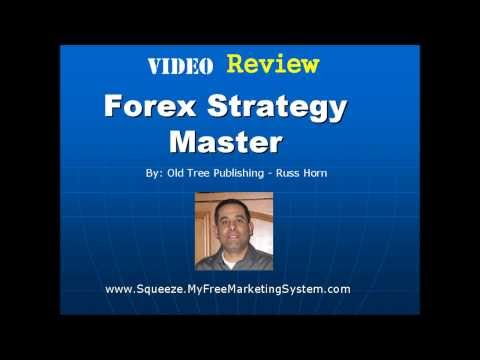 Forex Strategy Master | My Opinion on Forex Strategy Master by Russ Horn & Old Tree Publishing