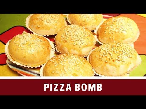 Cara Membuat Pizza Bomb Enak Empuk