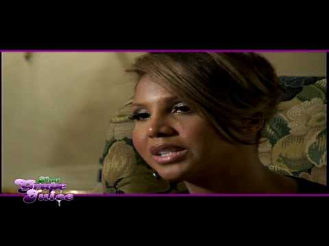 Toni Braxton - That Grape Juice Interview (Part 2)