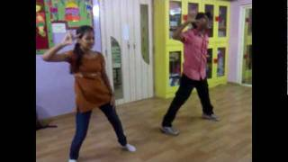 Character Dheela Dance from ready by Kunal (Dance floor)