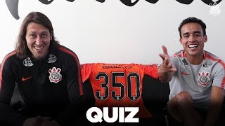 Quiz do Timão - Cássio 350 jogos