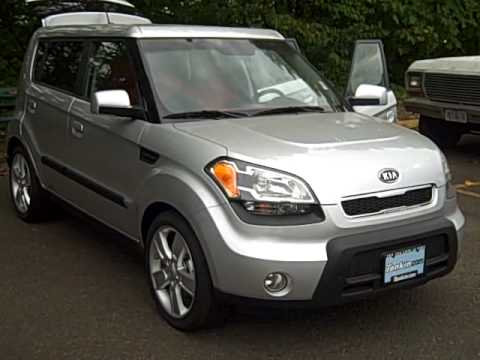 0 2010 Kia Soul Sport Video Walkaround