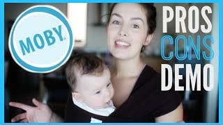 Moby Wrap Review: Pros, Cons, Demo | AmandaMuse
