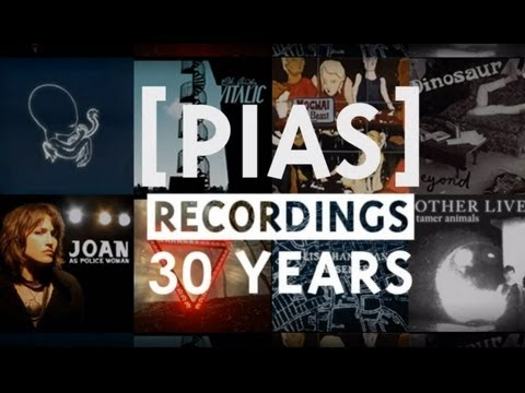 [PIAS] Recordings - Interactive Timeline