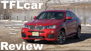 2015 BMW X4 Review: Top 3 Likes & Dislikes in Ultra High Def TFL4K