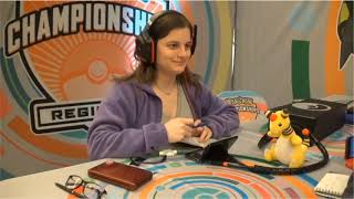 【Pokémon WCS2019】  Brandon Meckley vs. Meghan Hyman 【TEXAS】