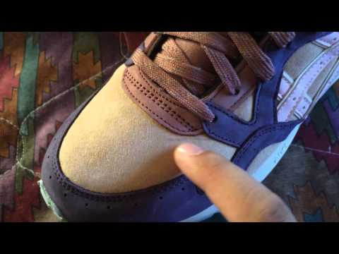 Asics x Offspring x Onitsuka Tiger Gel lyte 5 Camping for Lebron 11 What the Lebron New Pick Up
