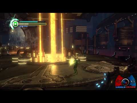Green Lantern Rise of the Manhunters Walkthrough Part 19 (XBOX 360, PS3, 3DS, WII, DS)