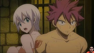 Fairy Tail Episode 239 (Series 2 Ep 64) フェアリーテイル Anime Review - Fairy Tail in Jail