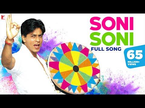 Soni Soni - Full Song - Mohabbatein