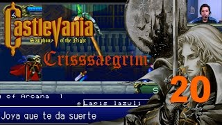 Castlevania Symphony of the Night   Ep.20 ci   ¡¡Crissaegrim!! Lapis Lazuli! - Farming Special