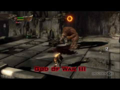 God of War vs Dante's inferno
