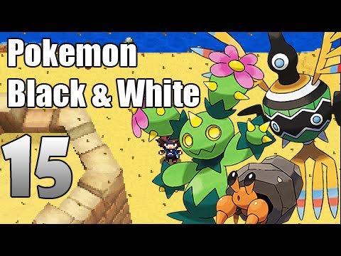 Pokémon Black & White - Episode 15