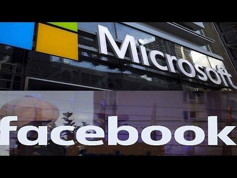 Facebook e Microsoft lançam cabo de 6.600km entre Europa e EUA
