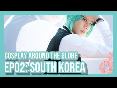[Cosplay around the Globe] EP. 2 - SOUTH KOREA | dotAsia
