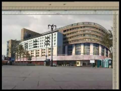 Советская империя - Гостиница Москва
