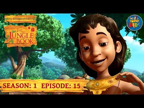 The Jungle Book Cartoon Show Full HD - Season 1 Episode 15 -...