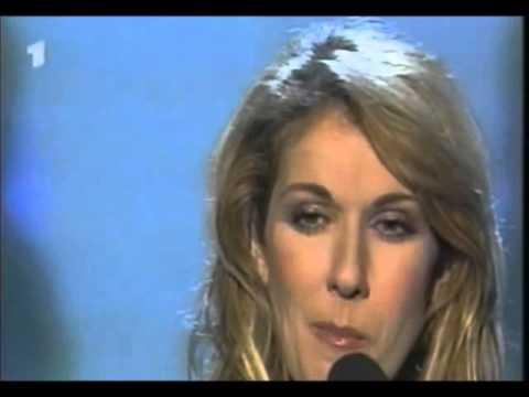 Celine Dion - Goodbye's (the Saddest Word) (live  Verstehen Sie Spass - 11.02.2002) video
