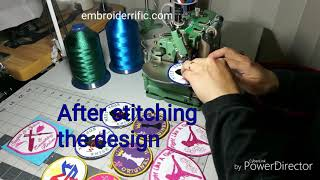 How to Make Embroidered Patches