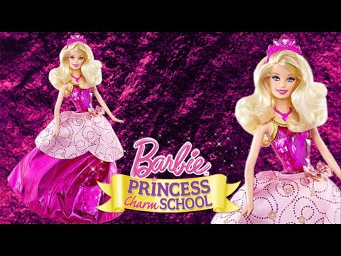 Barbie Escola de Princesas Blair - Review (PT)