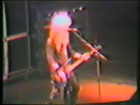 Cinderella - Push Push Live 1988 Miami