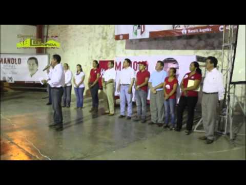 Su trabajo hizo eco en Querétaro y por eso dejaron que encabezáramos este proyecto: MAV