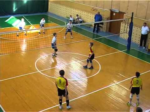 Отборочные игры на Первенство ПК по волейболу