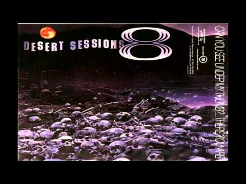 Desert Sessions - Making A Cross