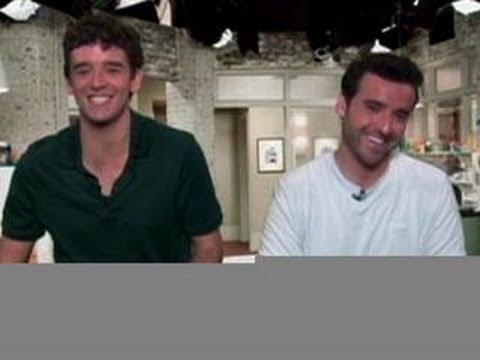 Partners - David Krumholtz and Michael Urie Interview