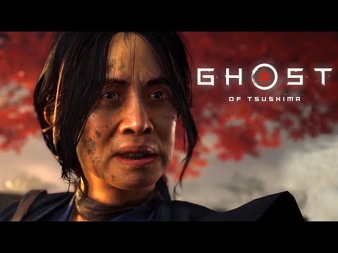 Ghost Of Tsushima - Official Gameplay Trailer (Japanese Language) | E3 2018
