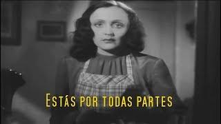 Édith Piaf Tu Es Partout Subtitulado Al Español