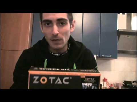 Vlog Progetto pc 4316 Parte 3 nvidia geforce gtx 680 AMP edition