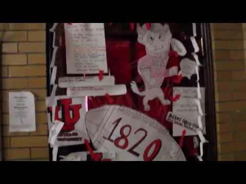 College Door Wars at Roger Williams Middle School