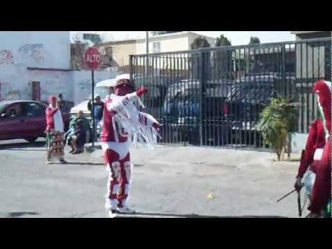 matachines Danza cristo rey del universo