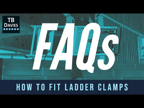 Ladder Clamps Accessory