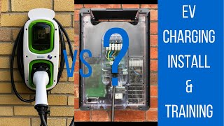 EV Charging Point Installation & Very Special NEW Electric Vehicle Charging Training Course