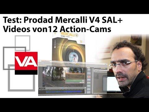 Prodad Mercalli V4 SAL+: Bildstabilisierungstest mit 12 Action-Cams