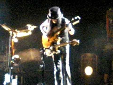 Mick Mars guitar solo, 7-22-2009