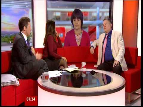 'Maternity Buddies' - WCVA on BBC Breakfast News