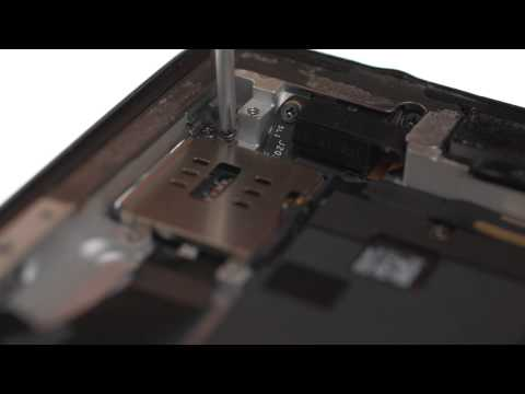 Headphone Jack & Sim Reader Repair - iPad 2 GSM How to Tutorial