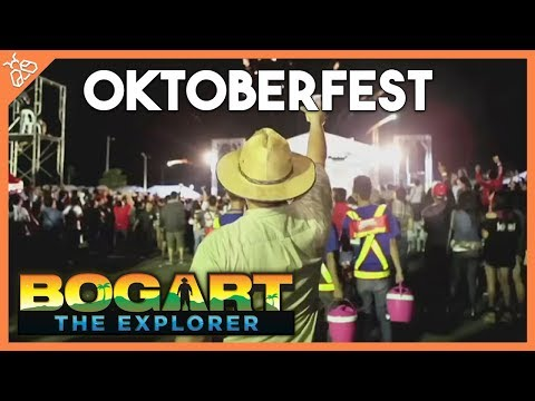 Bogart the Explorer Presents OKTOBERFEST