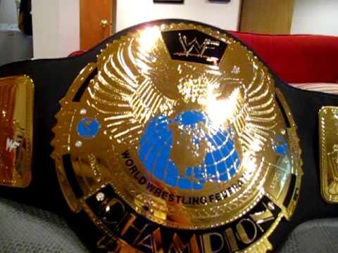 World Title Belt Era World Title Belt Aka