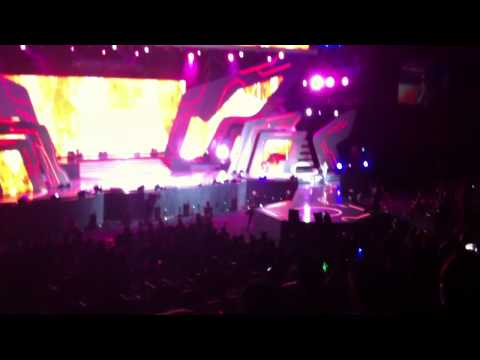 David Tao 陶喆 (Part 2: Performance) @The Venetian Macao Celebration Concert 2012